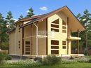 Каркасный дом - 8х10.5м. Проект дома Д-64. Площадь - 162 м2