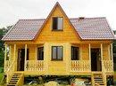 Дом из бруса 6х9м. Проект дома Д-14. Площадь - 83 м2